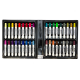 ESTOJO DE MARCADOR SOFT TYPE 36 CORES MAGIC COLOR