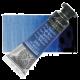 399 BLUE SENNELIER 10ml SERIE: 1