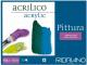 BLOCO PITTURA 400G 40X50 10F