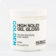 GEL PARA ACRÍLICO HIGH SOLID GLOSS 236ML GOLDEN