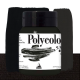 MAI POLYCOLOR 500ML #530 BLACK 500ml