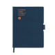 CADERNO OFFICE A6 CANVAS AZUL 454.454