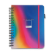 PLANNER WIRE-O PANT 14,8X21 3540 P NEON