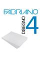 PACOTE C/ 10FL  FABRIANO 4L 25X33 220G